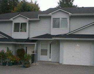 Main Photo: 5706 EBBTIDE Street in Sechelt: Sechelt District Townhouse for sale (Sunshine Coast)  : MLS®# V612332