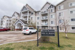 Photo 2: 116 13830 150 Avenue NW in Edmonton: Zone 27 Condo for sale : MLS®# E4167793