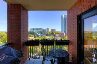 Photo 17: 707 10108 125 Street in Edmonton: Zone 07 Condo for sale : MLS®# E4172749