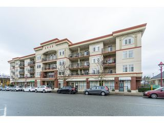 """Main Photo: 102 2632 PAULINE Street in Abbotsford: Central Abbotsford Condo for sale in """"Yale Crossing"""" : MLS®# R2428239"""