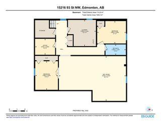 Photo 33: 15216 93 Street in Edmonton: Zone 02 House for sale : MLS®# E4196945