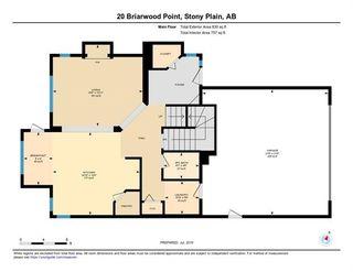 Photo 45: 20 BRIARWOOD Point: Stony Plain House for sale : MLS®# E4200153
