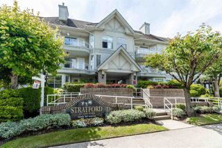 "Photo 1: 101 15290 18 Avenue in Surrey: King George Corridor Condo for sale in ""Stratford By The Park"" (South Surrey White Rock)  : MLS®# R2462132"