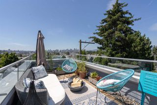 """Main Photo: 1662 MCLEAN Drive in Vancouver: Grandview Woodland Townhouse for sale in """"Grandview Cascades"""" (Vancouver East)  : MLS®# R2472583"""
