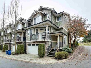 """Photo 1: 63 11720 COTTONWOOD Drive in Maple Ridge: Cottonwood MR Townhouse for sale in """"Cottonwood Green"""" : MLS®# R2517558"""