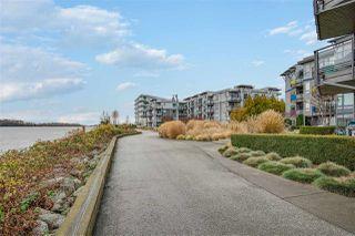 "Photo 22: 401 14100 RIVERPORT Way in Richmond: East Richmond Condo for sale in ""WATERSTONE PIER"" : MLS®# R2519103"