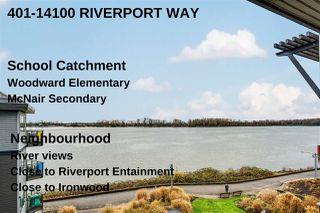 "Photo 29: 401 14100 RIVERPORT Way in Richmond: East Richmond Condo for sale in ""WATERSTONE PIER"" : MLS®# R2519103"