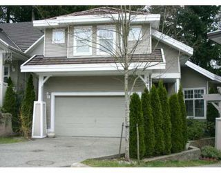 Main Photo: 3092 MULBERRY PL in Coquitlam: Westwood Plateau House for sale : MLS®# V577353