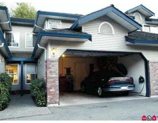 Photo 1: 83 36060 LOWER SUMAS MTN RD in Abbotsford: Abbotsford East Townhouse for sale : MLS®# F2620081