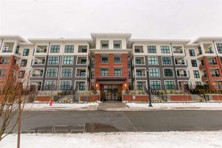 "Main Photo: 129 9551 ALEXANDRA Road in Richmond: West Cambie Condo for sale in ""TRAFALGAR SQUARE II"" : MLS®# R2429801"