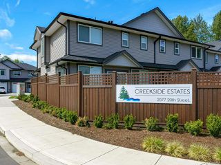 Photo 22: 123 2077 20th St in COURTENAY: CV Courtenay City Row/Townhouse for sale (Comox Valley)  : MLS®# 840030