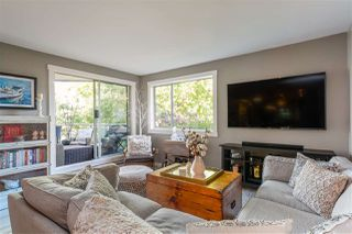 "Photo 13: 205 1530 MARINER Walk in Vancouver: False Creek Condo for sale in ""Mariner Point"" (Vancouver West)  : MLS®# R2504408"
