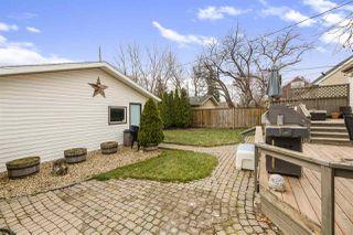 Photo 34: 7719 77 Avenue in Edmonton: Zone 17 House for sale : MLS®# E4179091