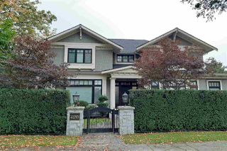 Main Photo: 4289 MARGUERITE Street in Vancouver: Shaughnessy House for sale (Vancouver West)  : MLS®# R2465927
