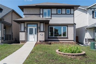 Photo 1: 291 Brookfield Crescent in Winnipeg: Bridgwater Lakes Residential for sale (1R)  : MLS®# 202018391