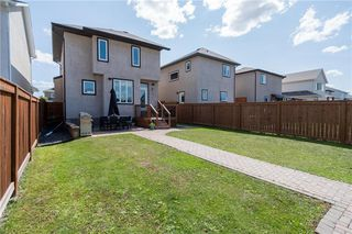 Photo 32: 291 Brookfield Crescent in Winnipeg: Bridgwater Lakes Residential for sale (1R)  : MLS®# 202018391