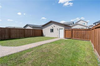 Photo 33: 291 Brookfield Crescent in Winnipeg: Bridgwater Lakes Residential for sale (1R)  : MLS®# 202018391