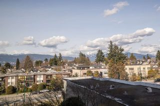 """Photo 1: 505 2020 HIGHBURY Street in Vancouver: Point Grey Condo for sale in """"HIGHBURY TOWER"""" (Vancouver West)  : MLS®# R2483303"""