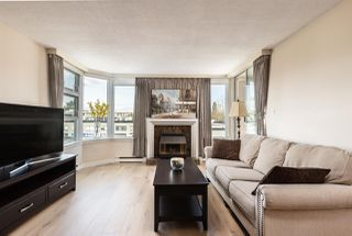 """Photo 2: 505 2020 HIGHBURY Street in Vancouver: Point Grey Condo for sale in """"HIGHBURY TOWER"""" (Vancouver West)  : MLS®# R2483303"""