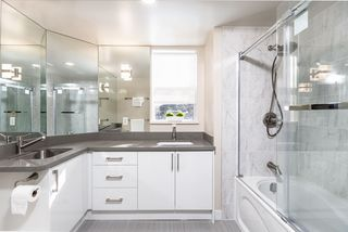 """Photo 11: 505 2020 HIGHBURY Street in Vancouver: Point Grey Condo for sale in """"HIGHBURY TOWER"""" (Vancouver West)  : MLS®# R2483303"""