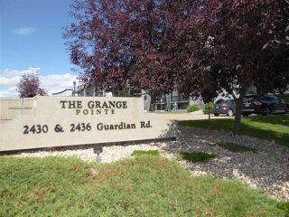 Photo 28: 131 2436 Guardian Road NW in Edmonton: Zone 58 Condo for sale : MLS®# E4210360