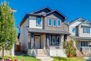 Photo 1: 182 SILVERADO PLAINS Circle SW in Calgary: Silverado Detached for sale : MLS®# A1031378