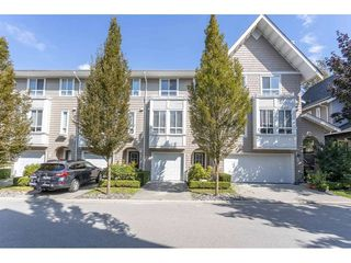 Photo 1: 75 2418 AVON PLACE in Port Coquitlam: Riverwood Townhouse for sale : MLS®# R2494053