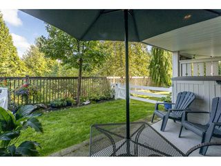 Photo 37: 75 2418 AVON PLACE in Port Coquitlam: Riverwood Townhouse for sale : MLS®# R2494053