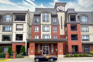 "Main Photo: 213 8880 202 Avenue in Langley: Walnut Grove Condo for sale in ""The Residences at Village Square"" : MLS®# R2512330"