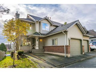 "Photo 1: 232 13900 HYLAND Road in Surrey: East Newton Townhouse for sale in ""Hyland Grove"" : MLS®# R2519167"