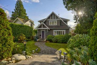 Photo 1: 1460 NELSON Avenue in West Vancouver: Ambleside House for sale : MLS®# R2520941
