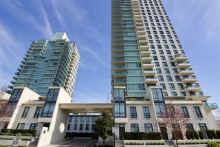 "Photo 1: 1206 2232 DOUGLAS Road in Burnaby: Brentwood Park Condo for sale in ""AFFINITY"" (Burnaby North)  : MLS®# R2392830"