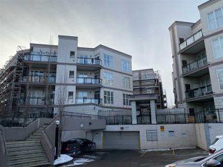Main Photo: 341 4827 104A Street in Edmonton: Zone 15 Condo for sale : MLS®# E4170386