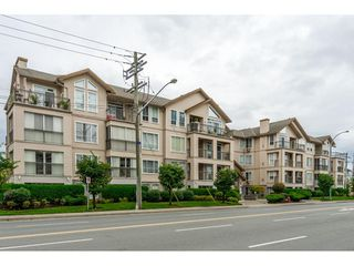 "Photo 1: 303 2772 CLEARBROOK Road in Abbotsford: Abbotsford West Condo for sale in ""Brookhollow Estates"" : MLS®# R2404491"