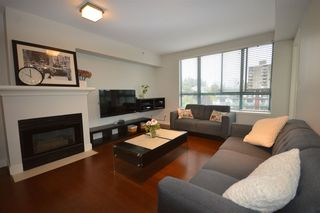 "Photo 2: 407 2988 ALDER Street in Vancouver: Fairview VW Condo for sale in ""SHAUGHNESSY GATE"" (Vancouver West)  : MLS®# R2418434"