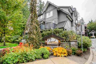 "Main Photo: 9 2200 PANORAMA Drive in Port Moody: Heritage Woods PM Townhouse for sale in ""QUEST"" : MLS®# R2419632"
