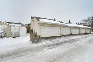 Photo 40: 9519 98 Avenue in Edmonton: Zone 18 Townhouse for sale : MLS®# E4179935