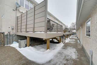 Photo 38: 9519 98 Avenue in Edmonton: Zone 18 Townhouse for sale : MLS®# E4179935