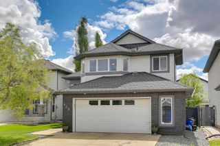 Main Photo: 439 BYRNE Crescent in Edmonton: Zone 55 House for sale : MLS®# E4200418