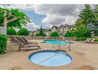 """Photo 32: 28 20560 66 Avenue in Langley: Willoughby Heights Townhouse for sale in """"Amberleigh 2"""" : MLS®# R2506602"""