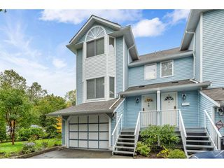 """Photo 1: 4 8220 121A Street in Surrey: Queen Mary Park Surrey Townhouse for sale in """"BARKERVILLE II"""" : MLS®# R2508903"""