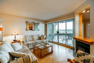 """Photo 2: 201 3 K DE K Court in New Westminster: Quay Condo for sale in """"Quayside Terrace"""" : MLS®# R2413144"""