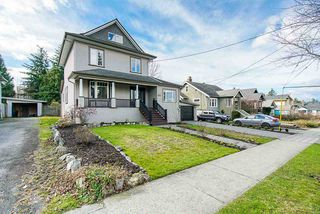 Main Photo: 720 FOURTH Street in New Westminster: GlenBrooke North House for sale : MLS®# R2436899
