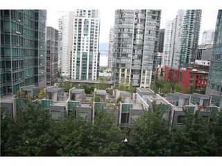 Photo 9: 606 1288 ALBERNI Street in Vancouver West: West End VW Home for sale ()  : MLS®# V836093