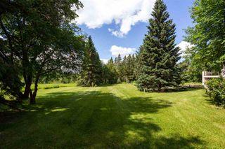 Photo 44: 44 Viscount Drive: Rural Sturgeon County House for sale : MLS®# E4204724