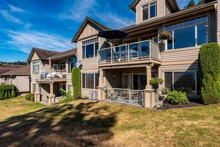"""Photo 36: 6 2842 WHATCOM Road in Abbotsford: Abbotsford East Townhouse for sale in """"Forest Ridge"""" : MLS®# R2480904"""
