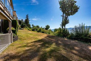 """Photo 38: 6 2842 WHATCOM Road in Abbotsford: Abbotsford East Townhouse for sale in """"Forest Ridge"""" : MLS®# R2480904"""