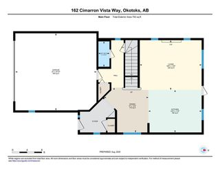 Photo 38: 162 CIMARRON VISTA Way: Okotoks Detached for sale : MLS®# A1023667
