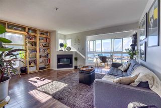 "Photo 3: 301 2211 WALL Street in Vancouver: Hastings Condo for sale in ""PACIFIC LANDING"" (Vancouver East)  : MLS®# R2508571"