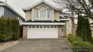"""Main Photo: 12391 JENSEN Drive in Richmond: East Cambie House for sale in """"CALIFORNIA POINT"""" : MLS®# R2528501"""